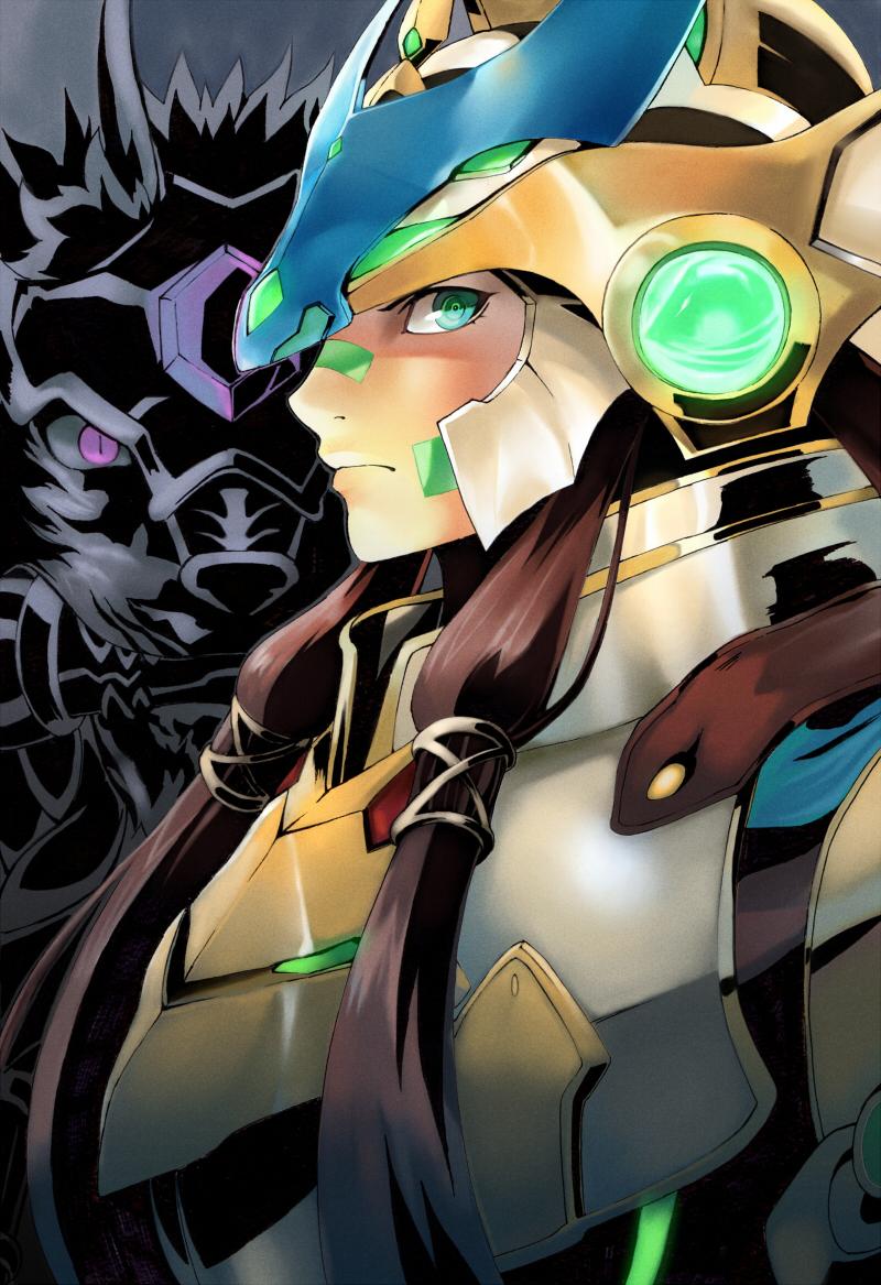 Gold Paladin Fanart Zerochan Anime Image Board