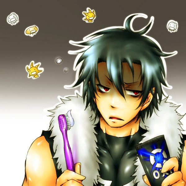 Tags: Anime, SQUARE ENIX, Fullmetal Alchemist Brotherhood, Fullmetal Alchemist, Moyashimon, Greed (FMA), Pixiv, Homunculi