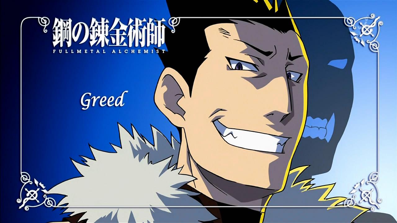 Greed (FMA) - Fullmetal Alchemist - Wallpaper #105228 ...