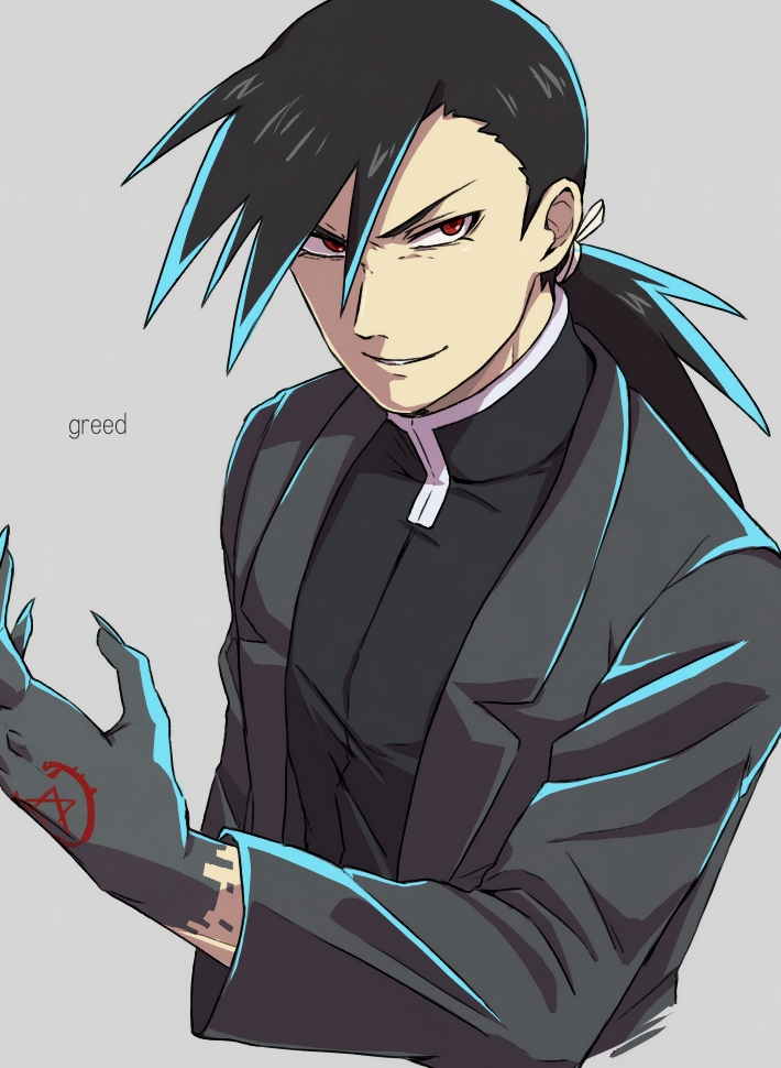 Greed/Greeling - Ling Yao - Zerochan Anime Image Board