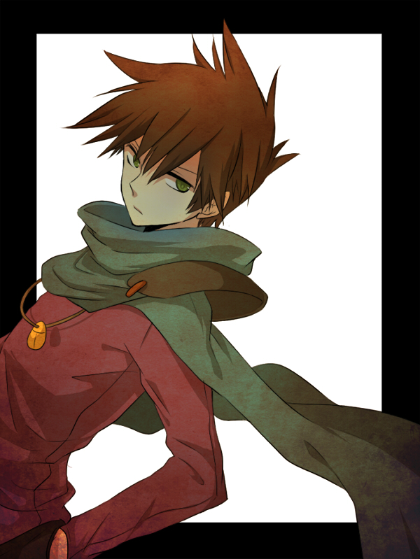 Tags: Anime, Pixiv Id 797264, Pokémon SPECIAL, Pokémon, Green Oak (Pokémon SPECIAL), Fanart From Pixiv, Fanart, Pixiv, Blue Oak (pokemon Special)