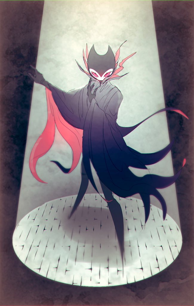Tags: Anime, Pixiv Id 31552572, Hollow Knight, Grimm (Hollow Knight), Pixiv