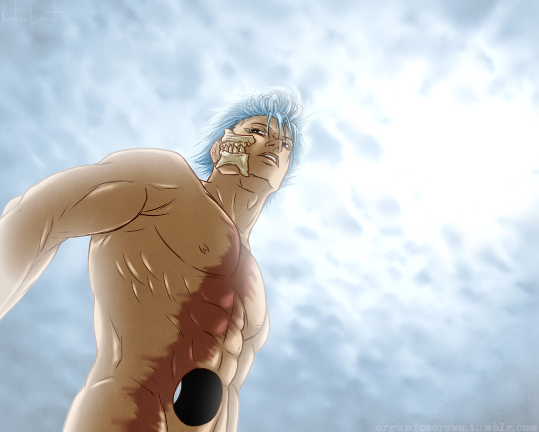 Can You Please Do A Grimmjow Nsfw Scenario Im Such A Slut For Grimmjow Id Do Anything For Him