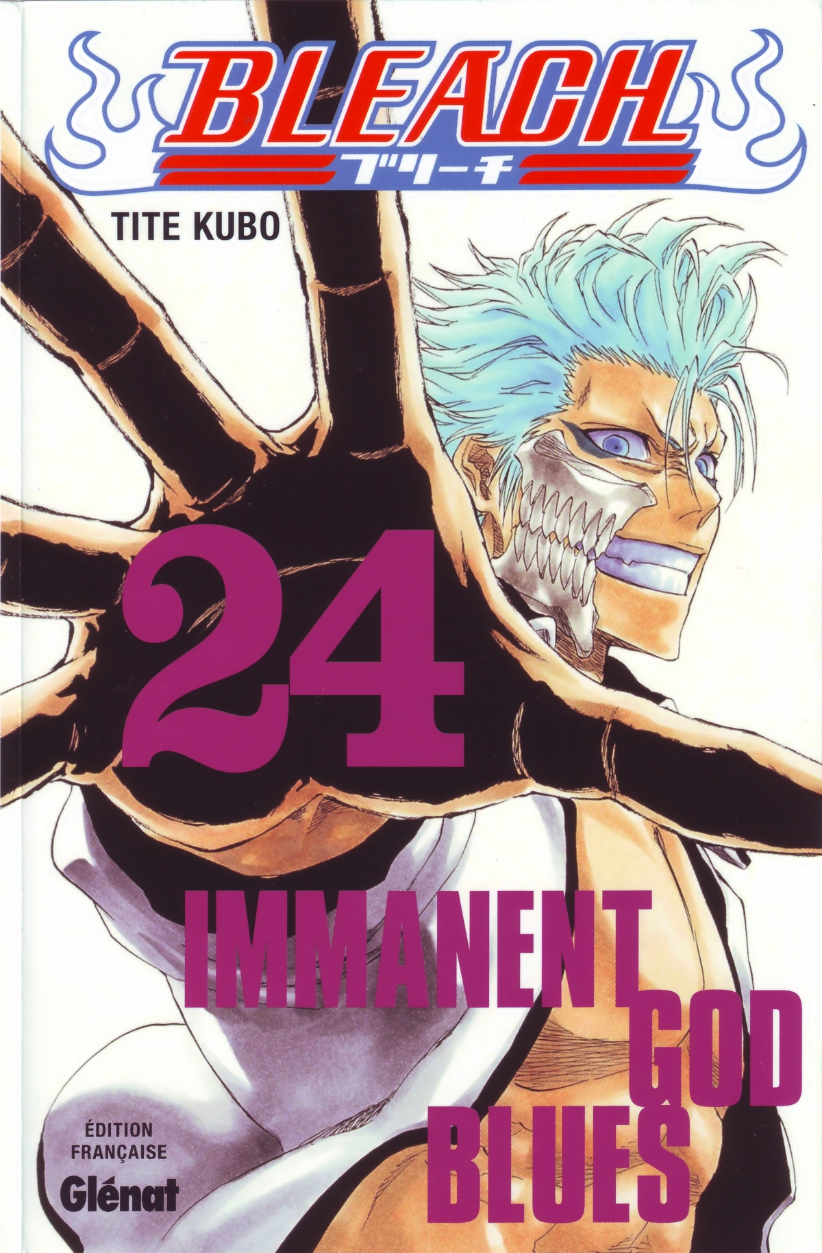 Favorites of Mayora22 tagged Grimmjow Jeagerjaques - Zerochan