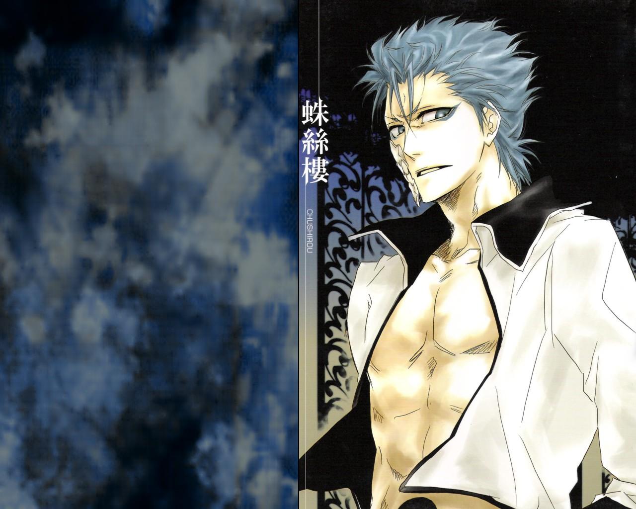 Tags Anime BLEACH Grimmjow Jeagerjaques Wallpaper Espada