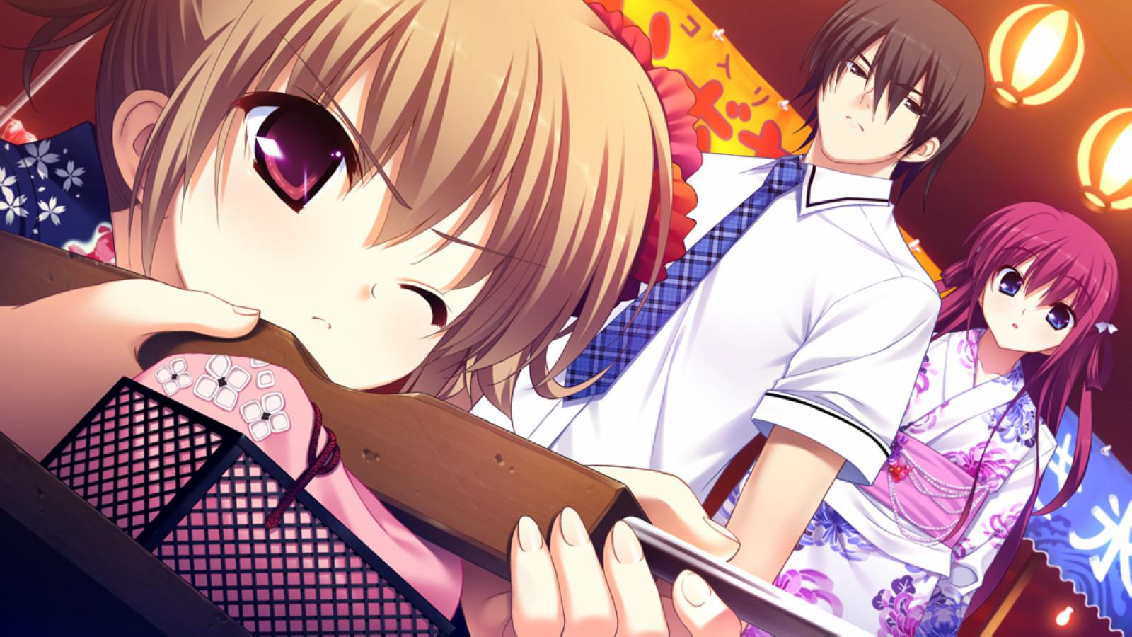 Grisaia no Kajitsu / 2014 / Anime / Mp4 / TR Altyazılı
