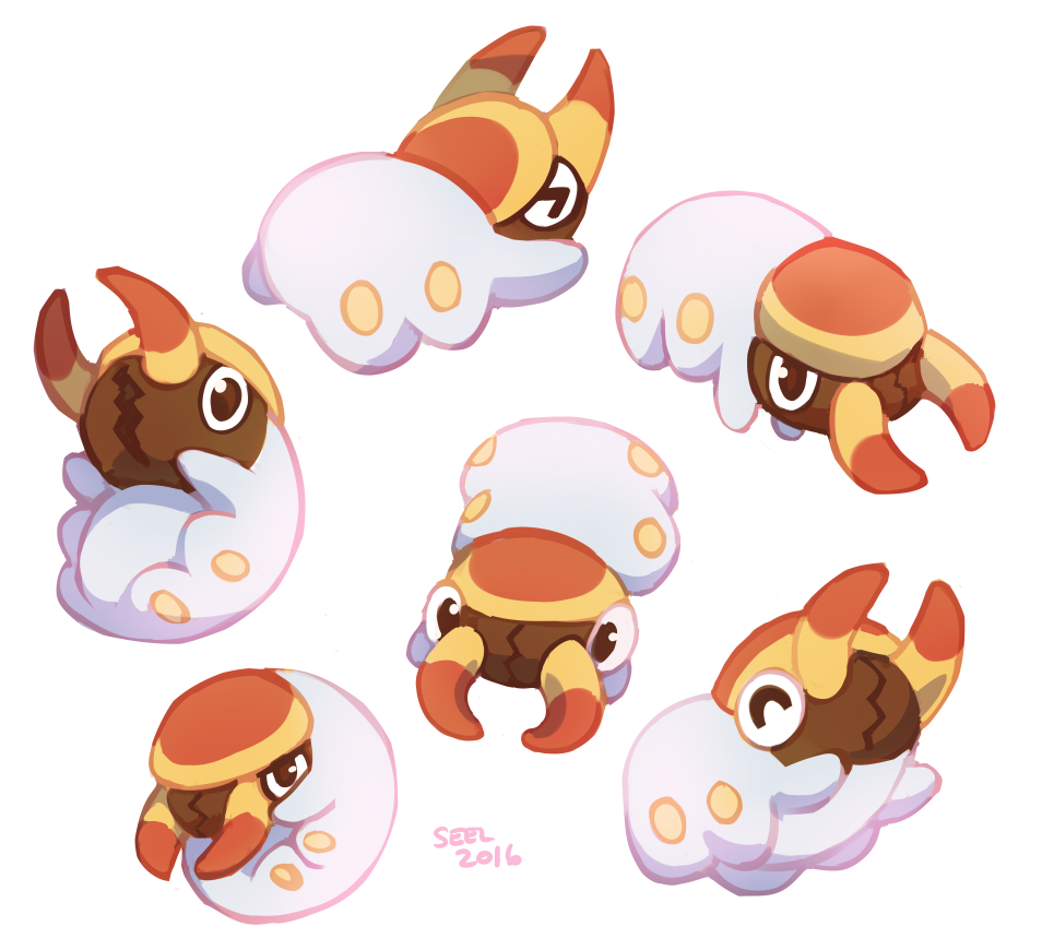 Grubbin Pokémon Zerochan Anime Image Board