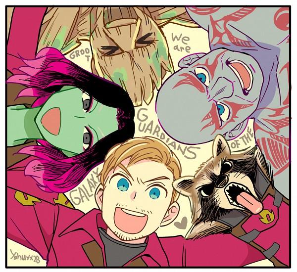 Guardians Of The Galaxy 1889032 Zerochan