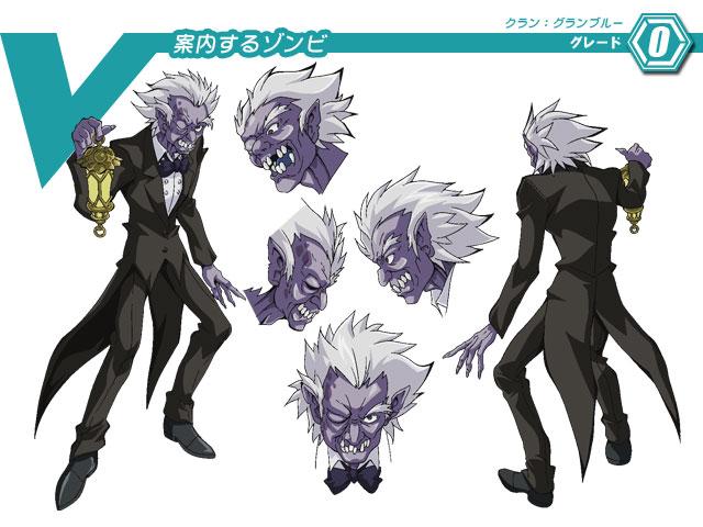 Anime Zombie Characters : Guiding zombie image  zerochan anime board