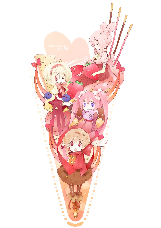 Guli 664453 zerochan - Ice cream anime girl ...