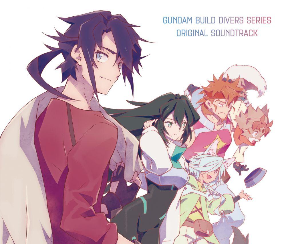 Gundam Build Divers Re Rise Image 3044368 Zerochan Anime Image Board
