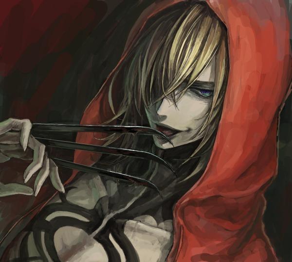 Tags: Anime, Joker (Artist), Togainu no Chi, Gunji, Fanart From Drawr, Fanart, Drawr