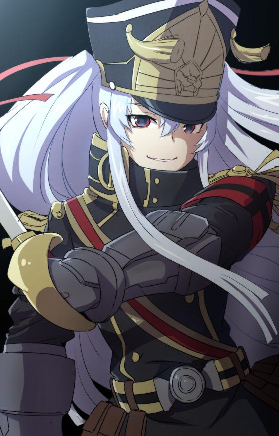 Altair/Gunpuku no Himegimi - Re:Creators fanart by