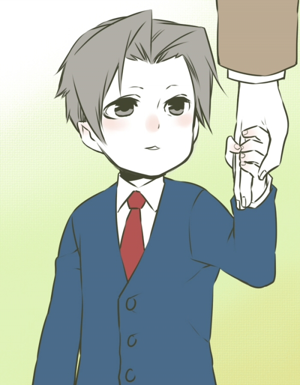 Tags: Anime, Pixiv Id 3558788, Gyakuten Saiban, Mitsurugi Reiji, Mitsurugi Shin, Fanart From Pixiv, Pixiv, Fanart, Phoenix Wright: Ace Attorney