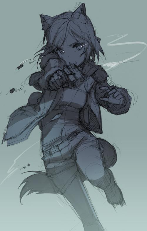 Tags: Anime, H2SO4, Pixiv, Sketch, Mobile Wallpaper