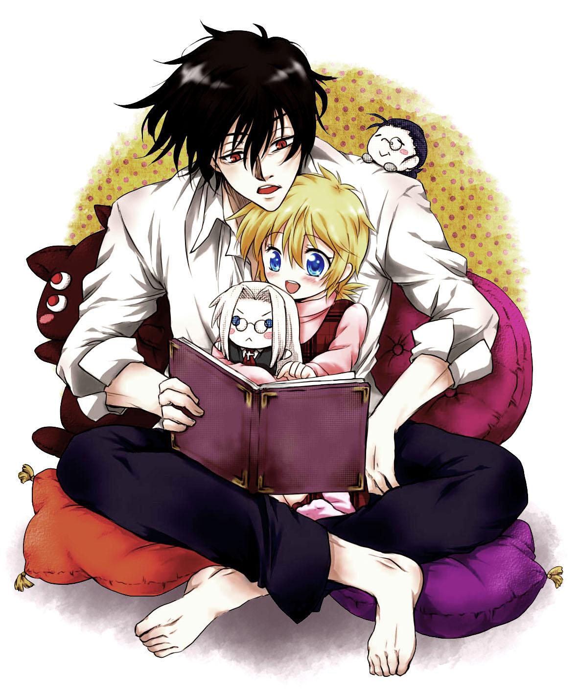 HELLSING Image #327263 - Zerochan Anime Image Board