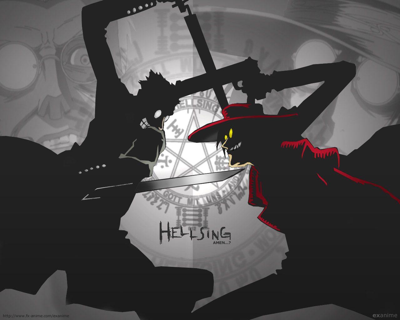 Alucard Hellsing Wallpaper Zerochan Anime Image Board