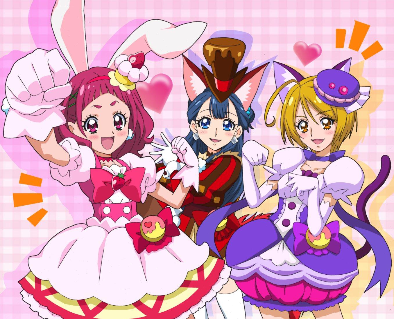 hugtto precure zerochan anime image board