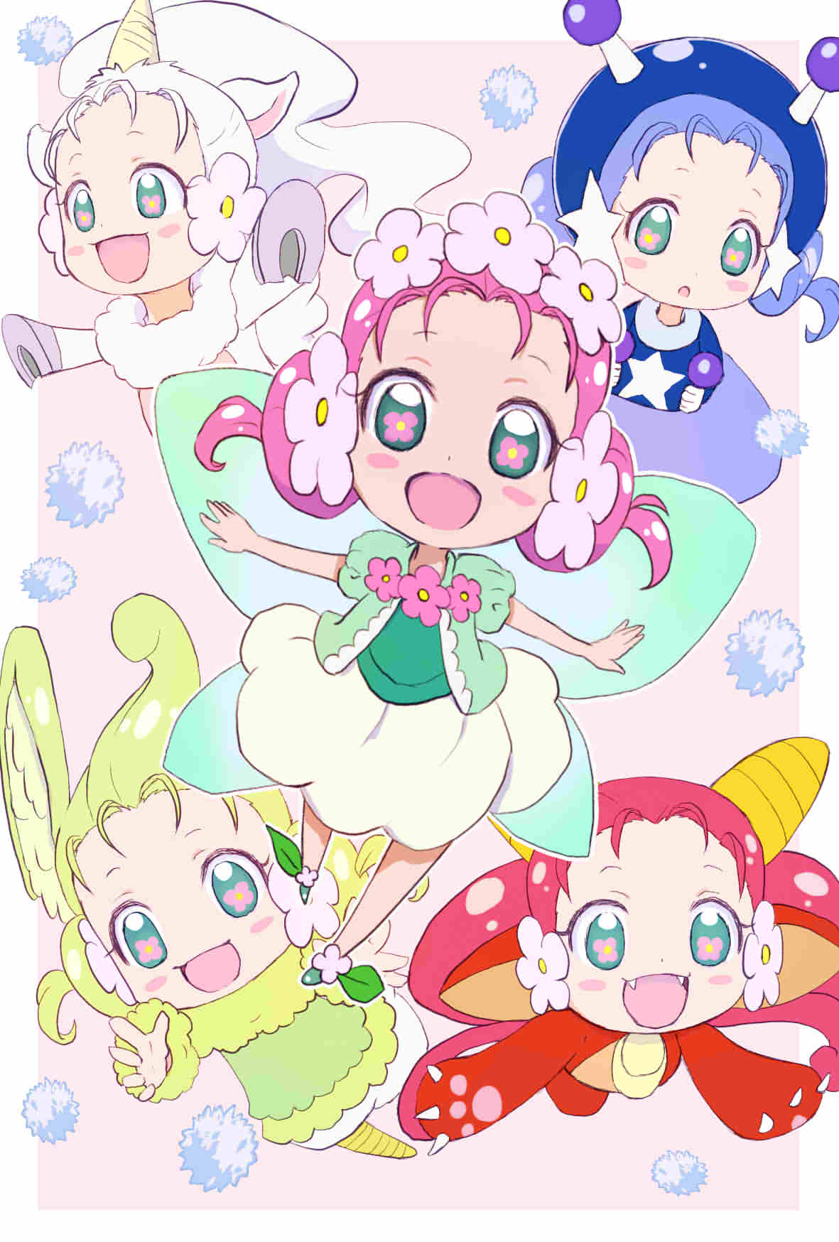 Haa-chan - Mahou Tsukai Precure! - Image #2576425 - Zerochan Anime
