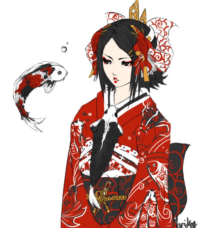 Tags: Anime, Hachiyuki, deviantART