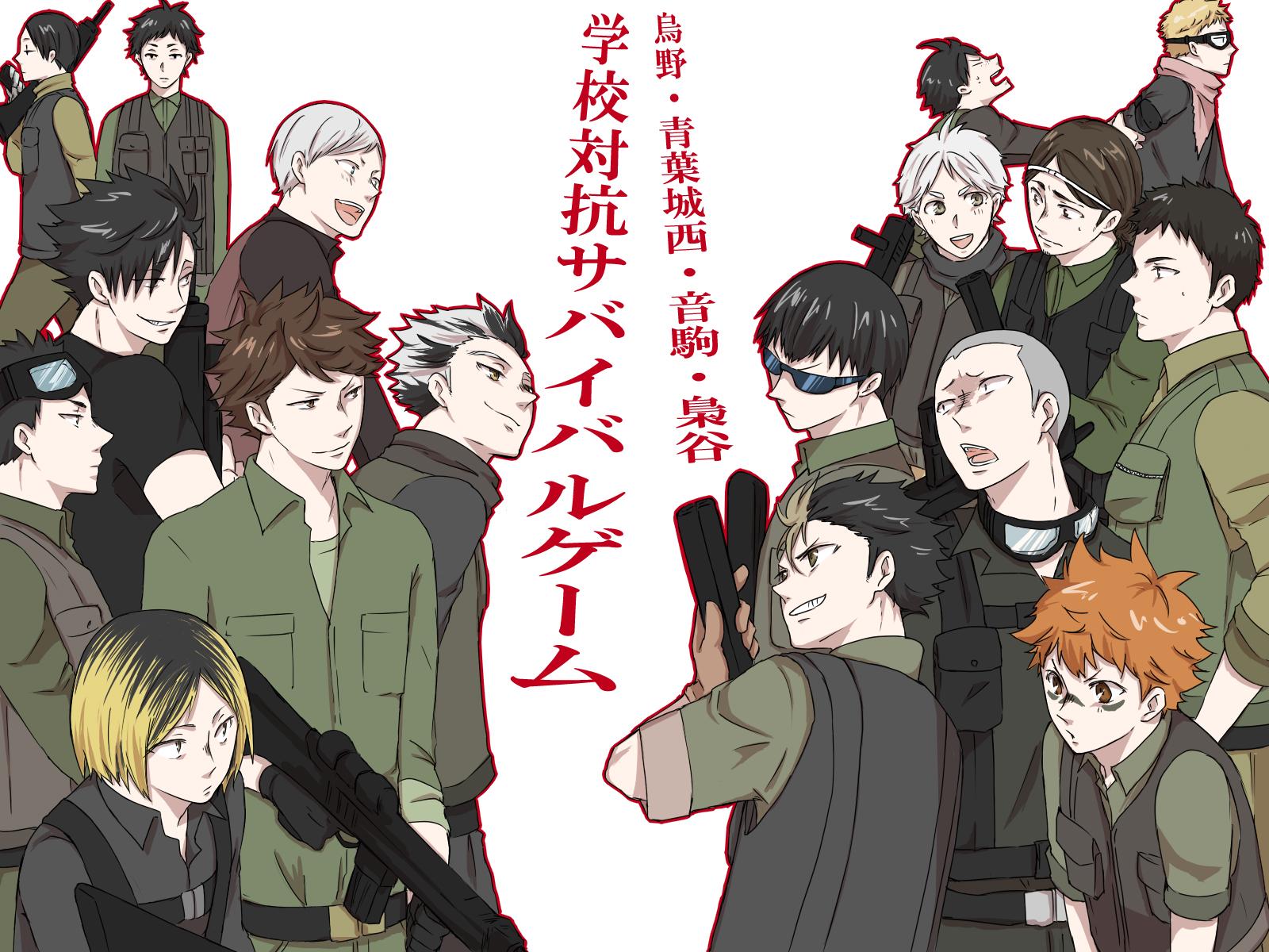 Haikyuu!!, Wallpaper - Zerochan Anime Image Board