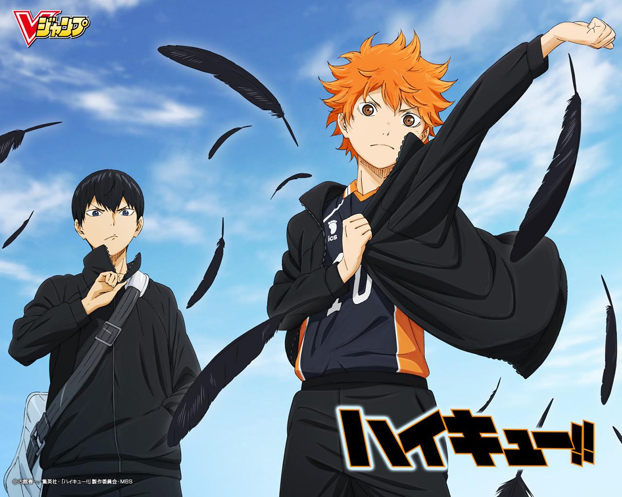 Haikyuu Anime