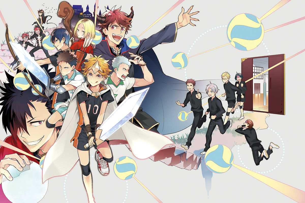 Haikyuu Wallpaper | www.pixshark.com - Images Galleries ...