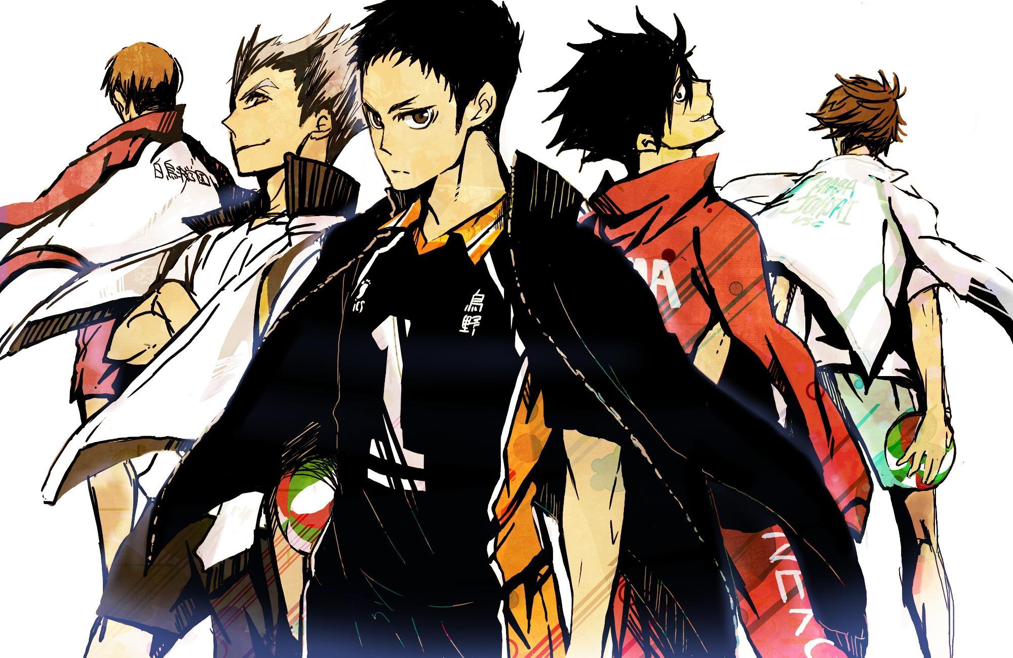 Ushijima Wakatoshi - Haikyuu!! - Zerochan Anime Image Board