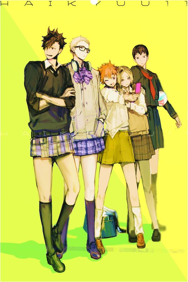 Haikyuu!! Mobile Wallpaper #2035239 - Zerochan Anime Image Board