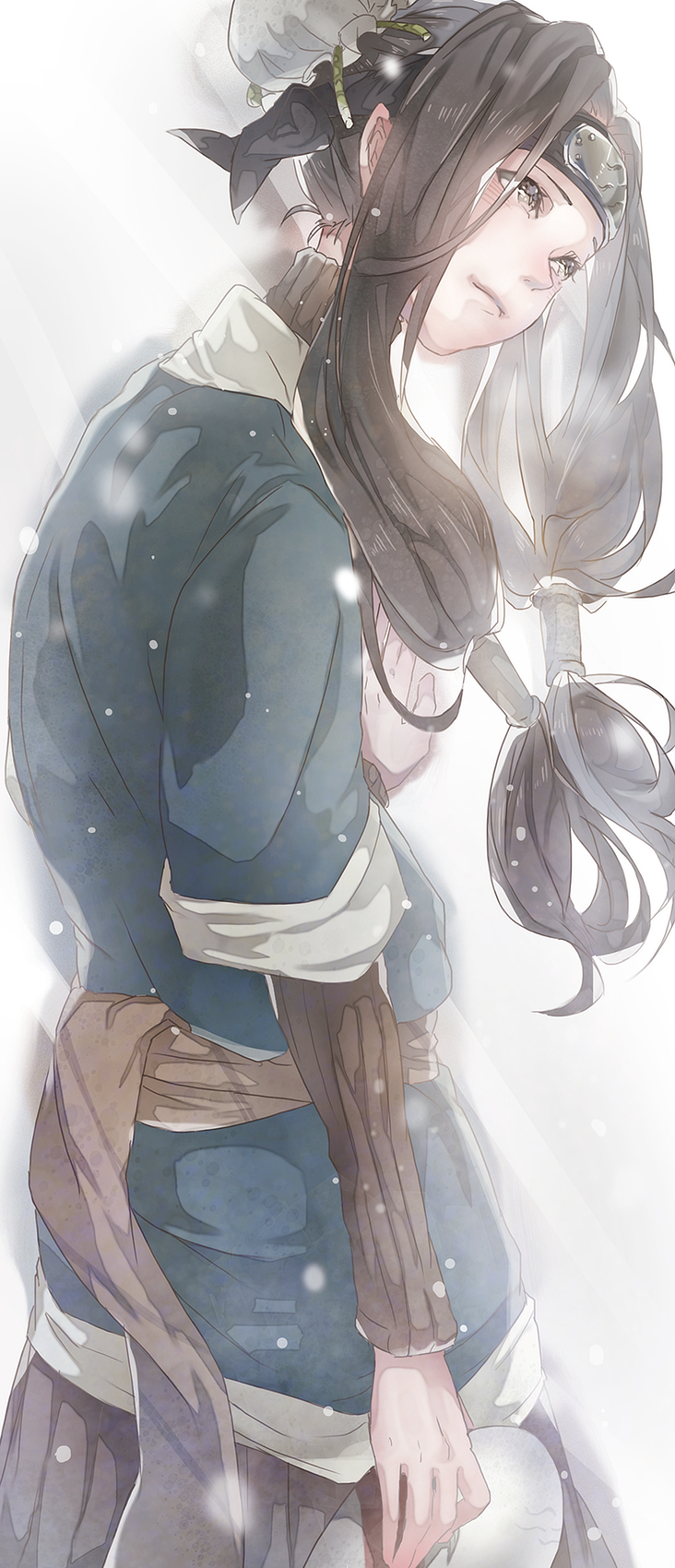 Haku (NARUTO) - Zerochan Anime Image Board