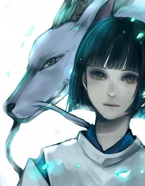 Tags: Anime, Tutumi Huua, Studio Ghibli, Sen to Chihiro no Kamikakushi, Haku (Dragon), Haku (Sen to Chihiro no Kamikakushi), Chinese Dragon