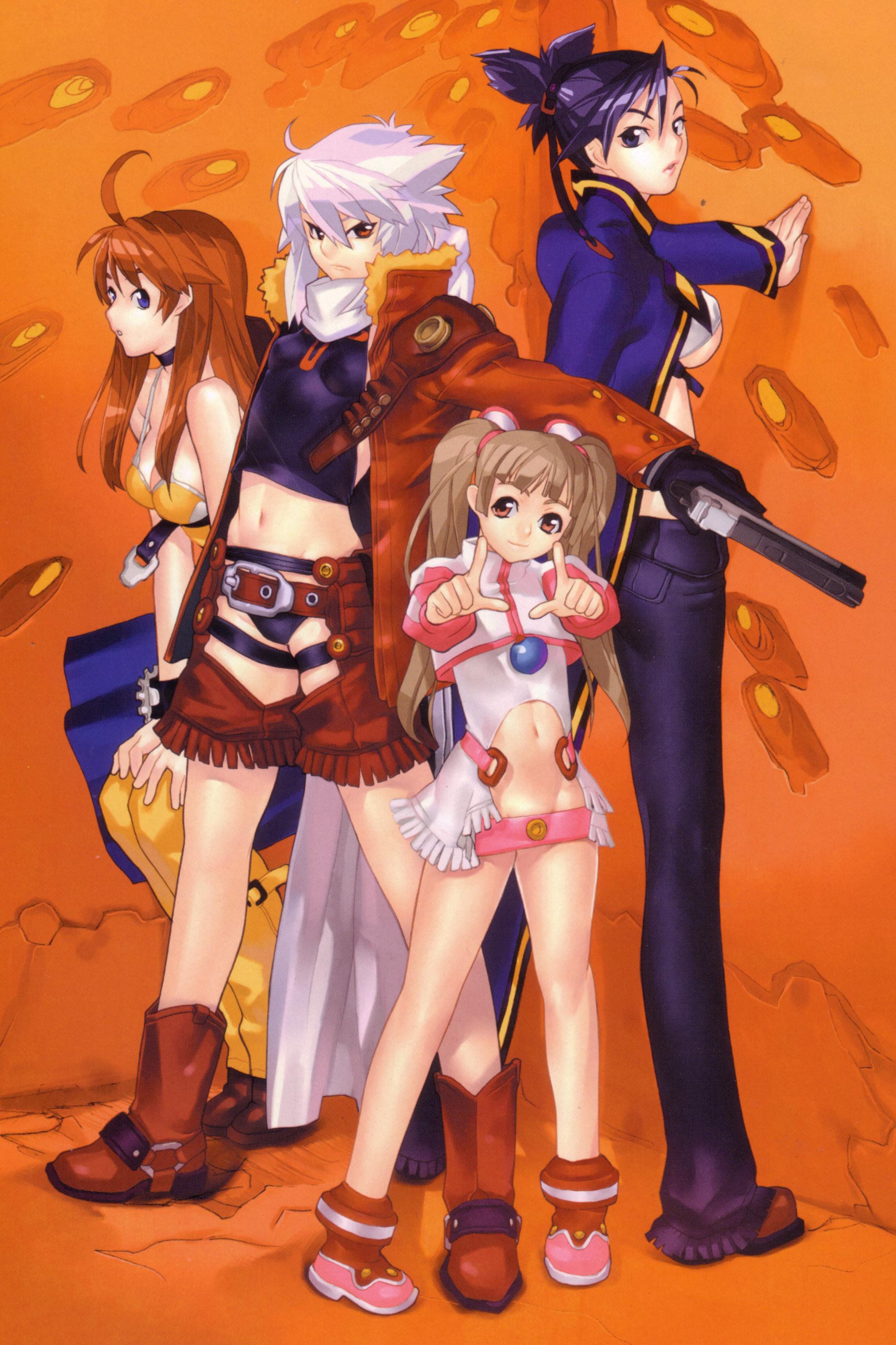 Hakua Ugetsu Image 527031 Zerochan Anime Image Board