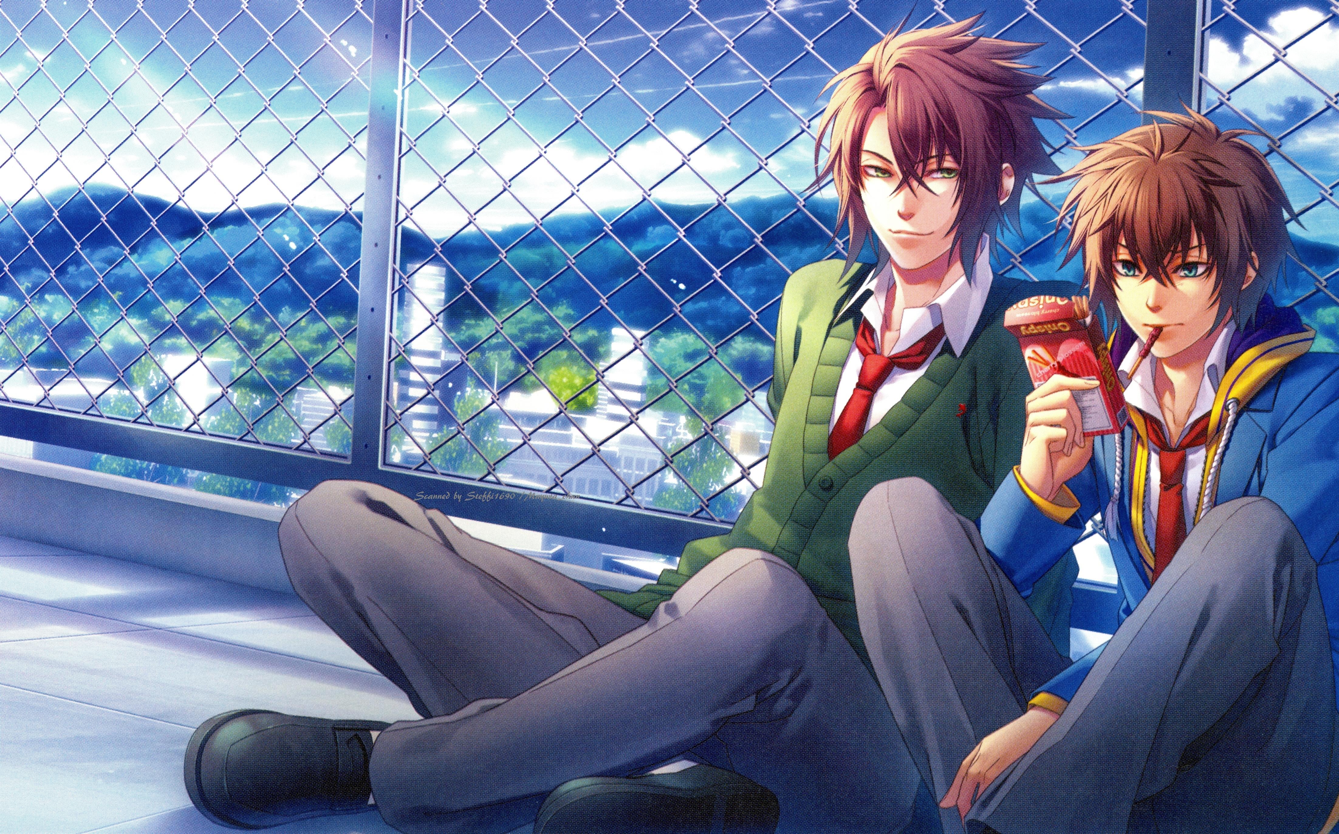 hakuouki ssl sweet school life hakuouki shinsengumi