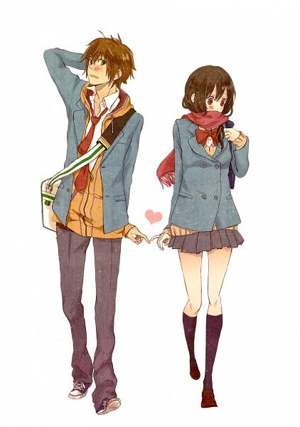 Tags: Anime, Hakase-kun, IDEA FACTORY, Hakuouki Shinsengumi Kitan, Hakuouki SSL ~Sweet School Life~, Toudou Heisuke (Hakuouki), Yukimura Chizuru