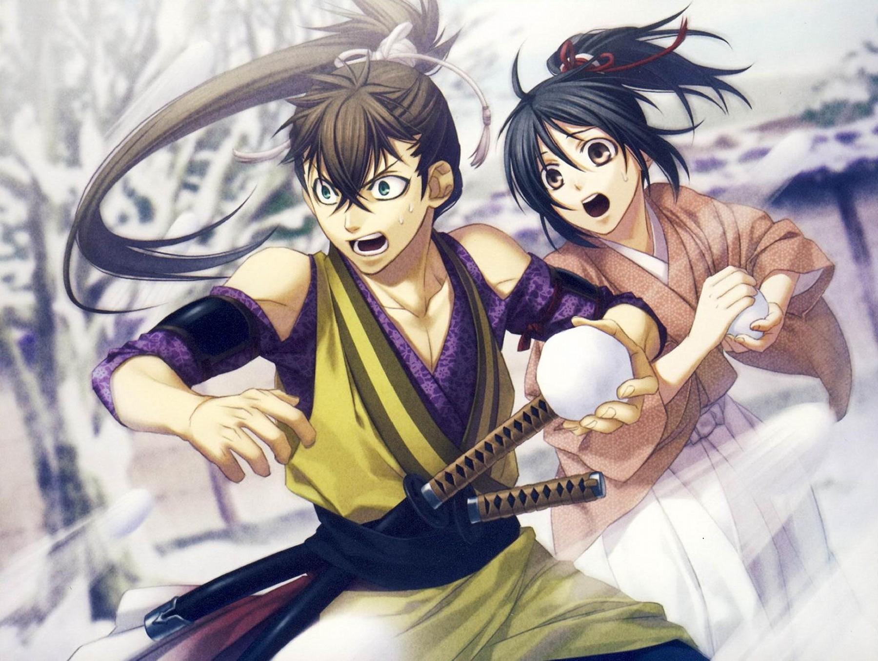 toudou heisuke hakuouki cg art zerochan anime image board