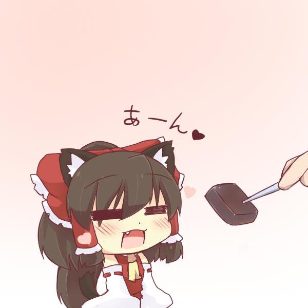 Tags: Anime, Hazuki Ruu, Touhou, Hakurei Reimu, =O=, Reimu Hakurei