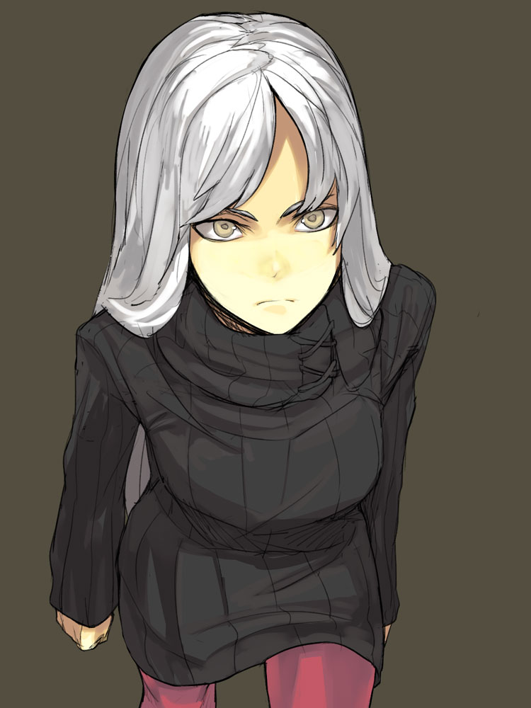 Female Solo White Hair Gold Eyes Page 11 Zerochan Anime Image