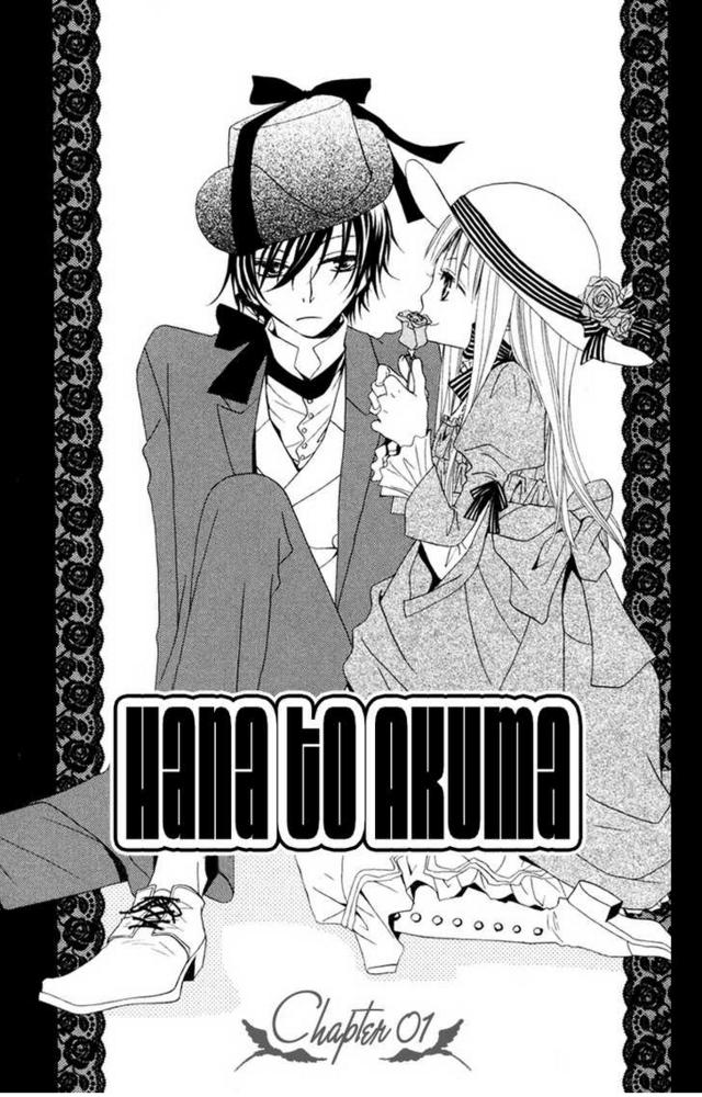 Tags: Anime, Hisamu Oto, Hana to Akuma, Vivi (Hana to Akuma), Hana (Hana to Akuma)