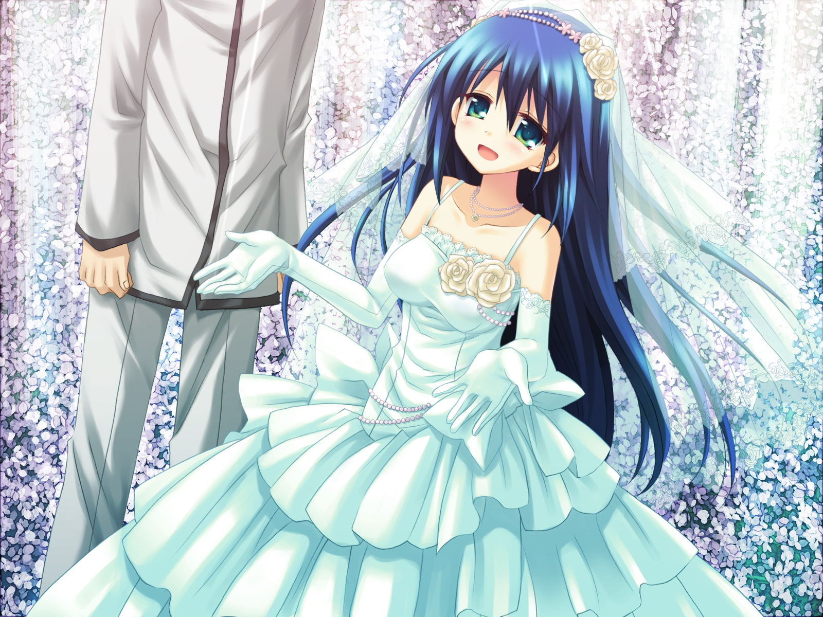 Wedding, Wedding Dress | page 39 - Zerochan Anime Image Board