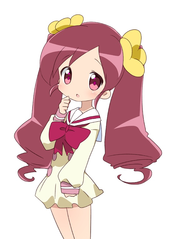 Tags: Anime, Youri19, Heartcatch Precure!, Hanasaki Tsubomi, Fanart, Pixiv, Fanart From Pixiv