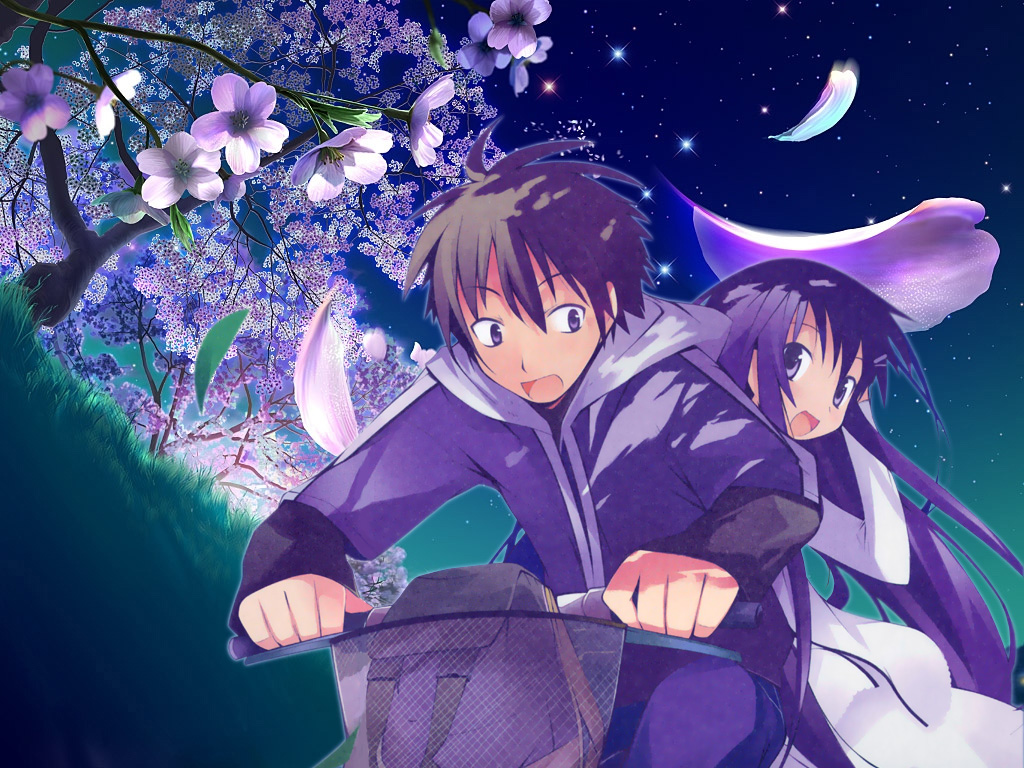 36 best Hanbun no Tsuki ga Noboru Sora images on Pinterest   Manga ...