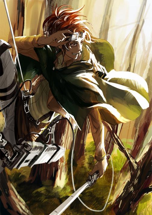 Attack on titan hanji zoe gender