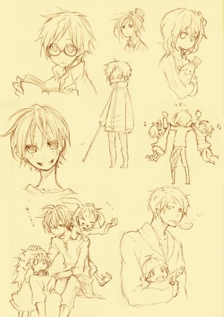 Tags: Anime, *Mihaya, Happy Tree Friends, The Mole (HTF), Cub (HTF), Toothy (HTF), Pop (HTF), Sniffles (HTF), Giggles (HTF), Lumpy, Flaky, Mr. Pickles, Cuddles (HTF)