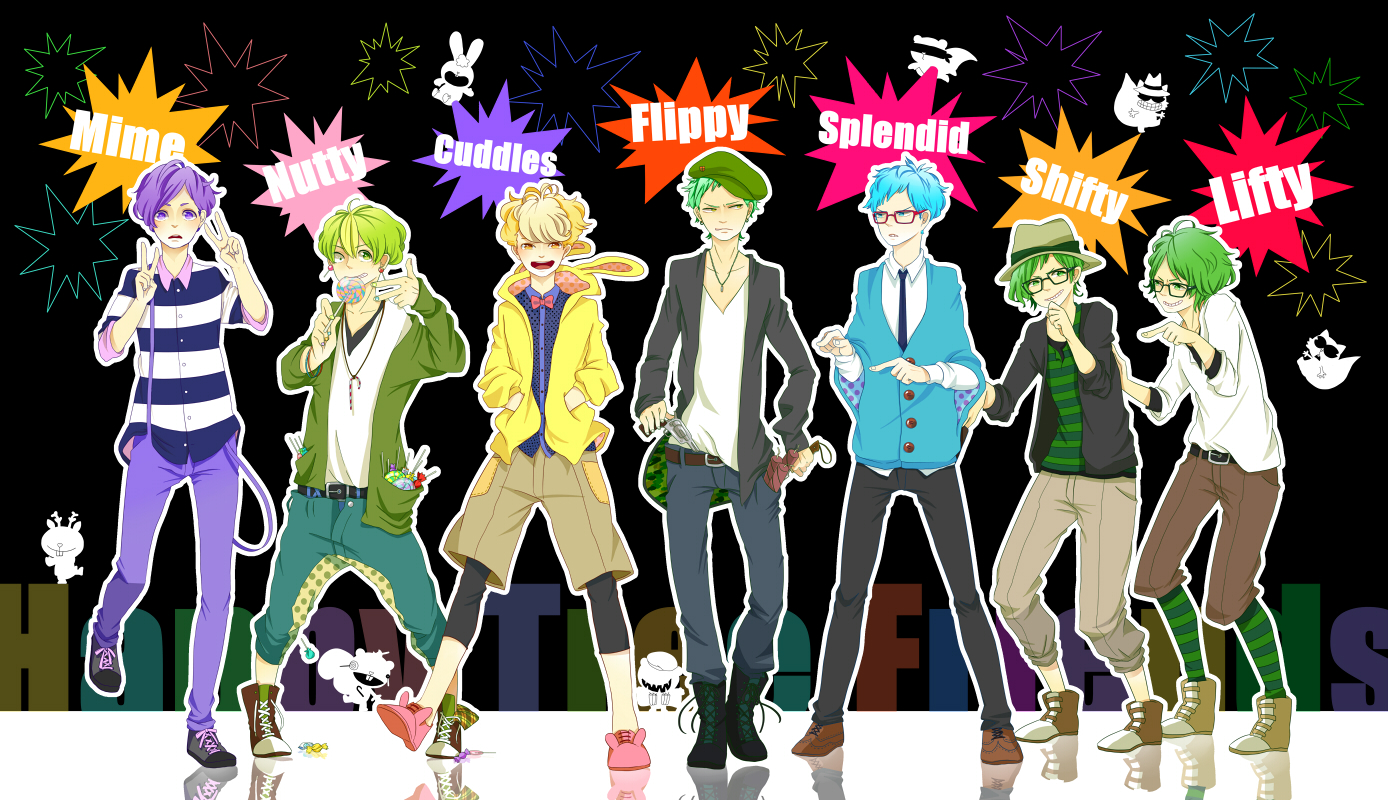 Happy Tree Friends: The Anime | Alternate Universe | Know ...