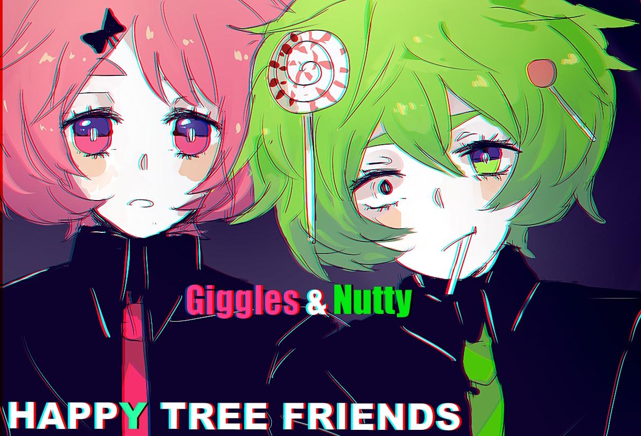 Nutty  Happy Tree Friends Wiki  Fandom