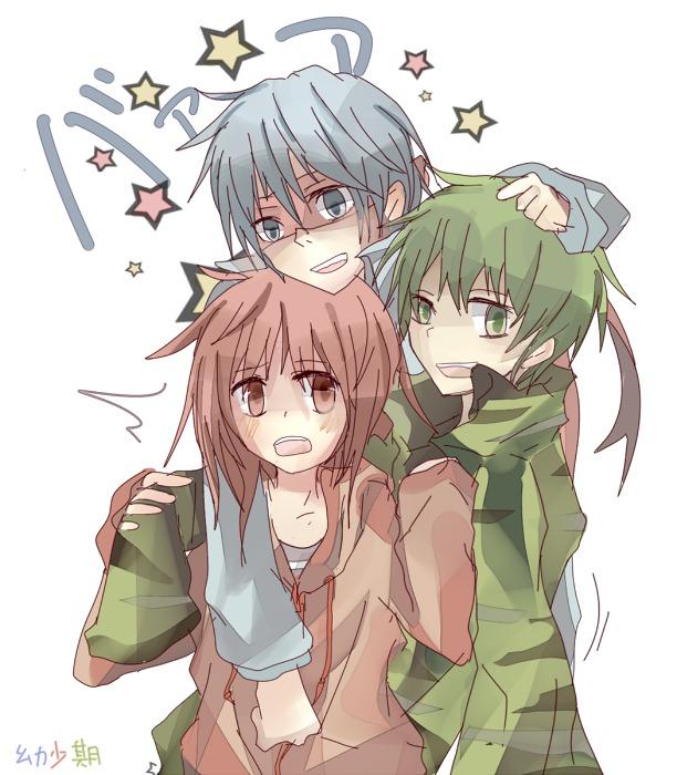 Tags: Anime, Happy Tree Friends, Flippy, Flaky, Splendid (HTF)