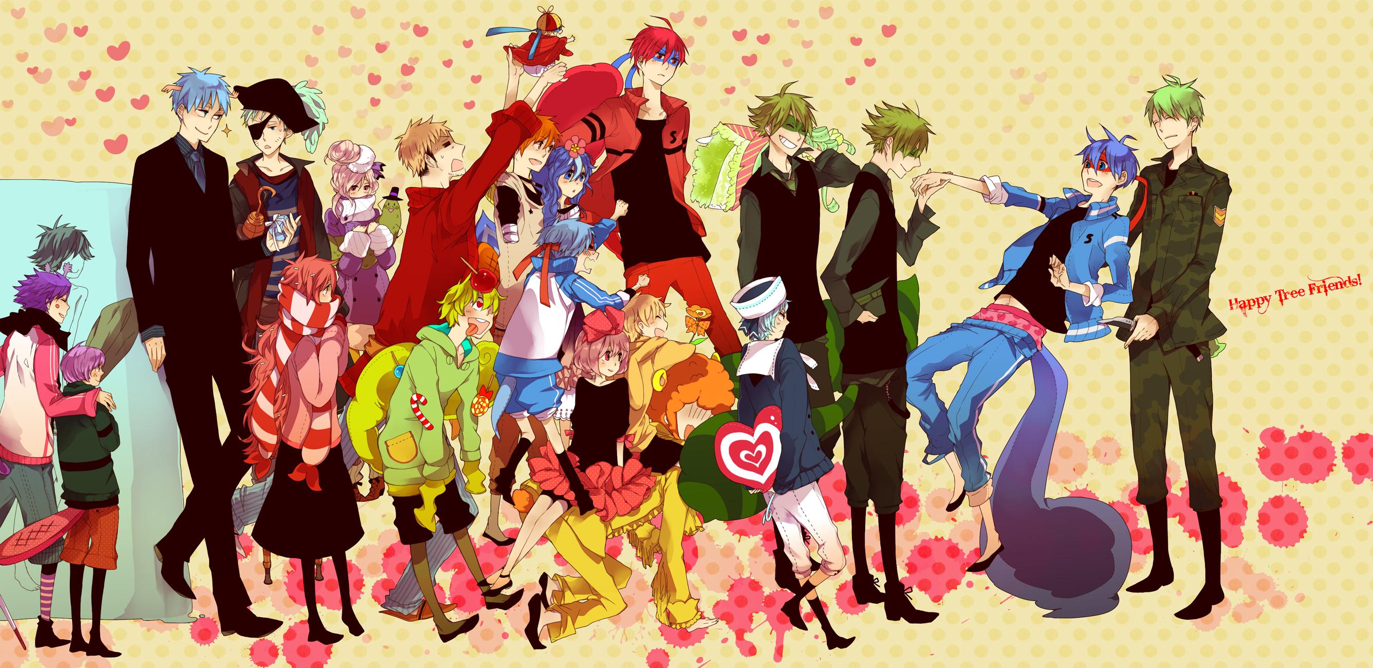 happy tree friends anime - photo #18