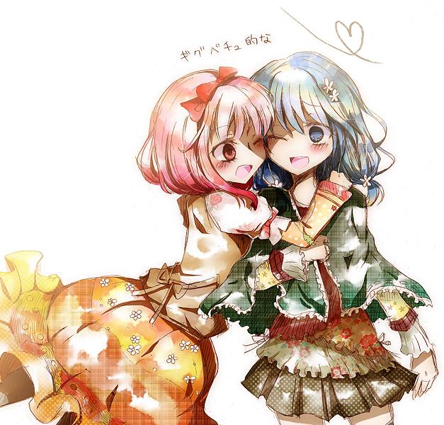 Tags: Anime, Nn_Satsuki, Happy Tree Friends, Giggles (HTF), Petunia (HTF)