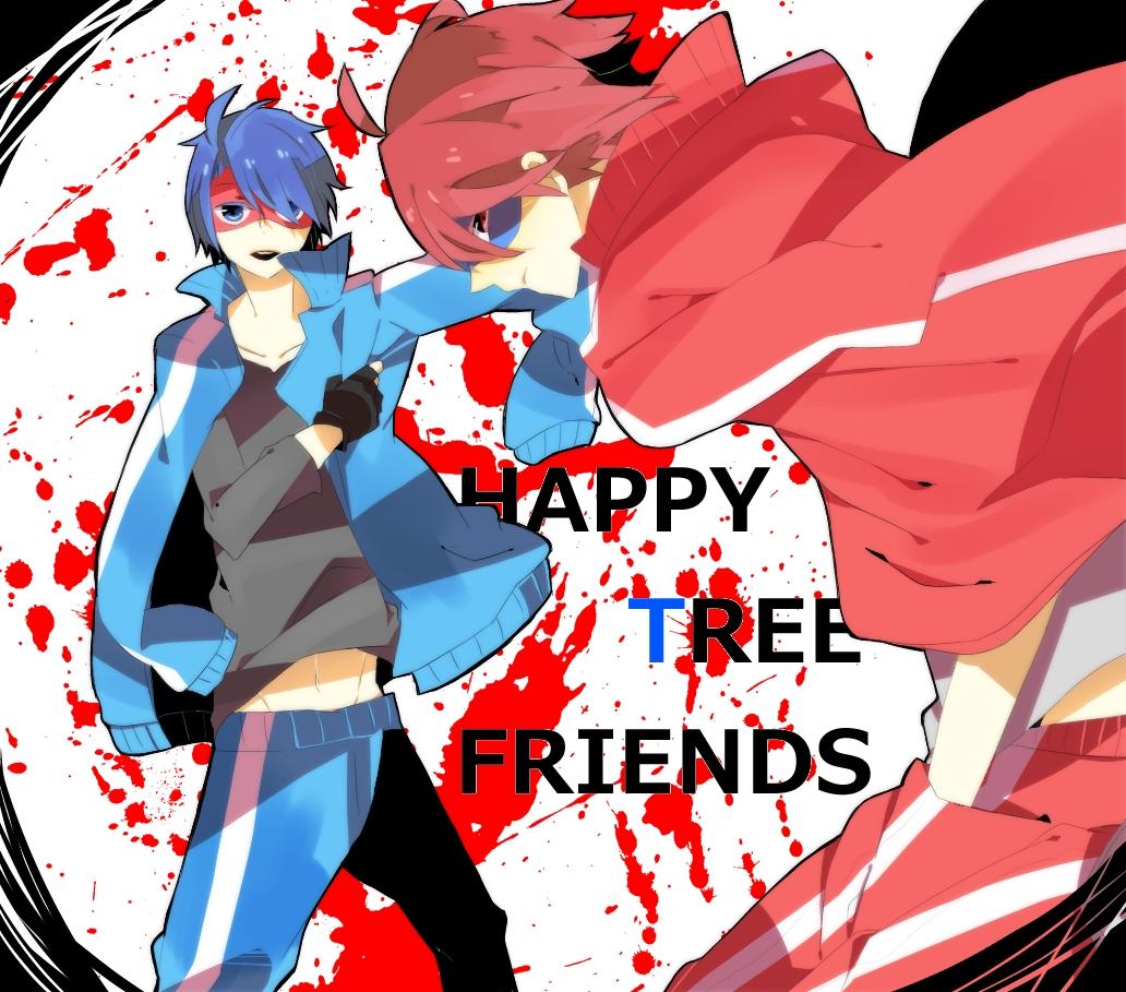 Happy Tree Friends/#1113905 - Zerochan  |Happy Tree Friends Splendont