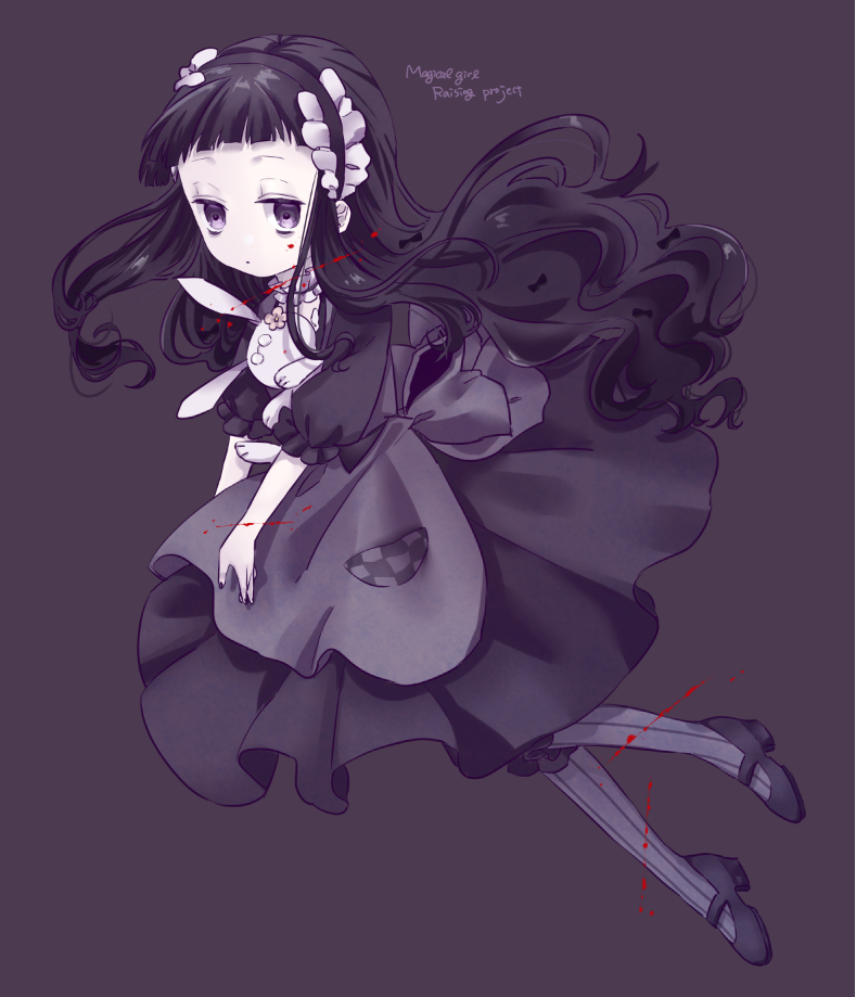 Commande d'une Mahou Shoujo blanche Hardgore.Alice.full.2053166